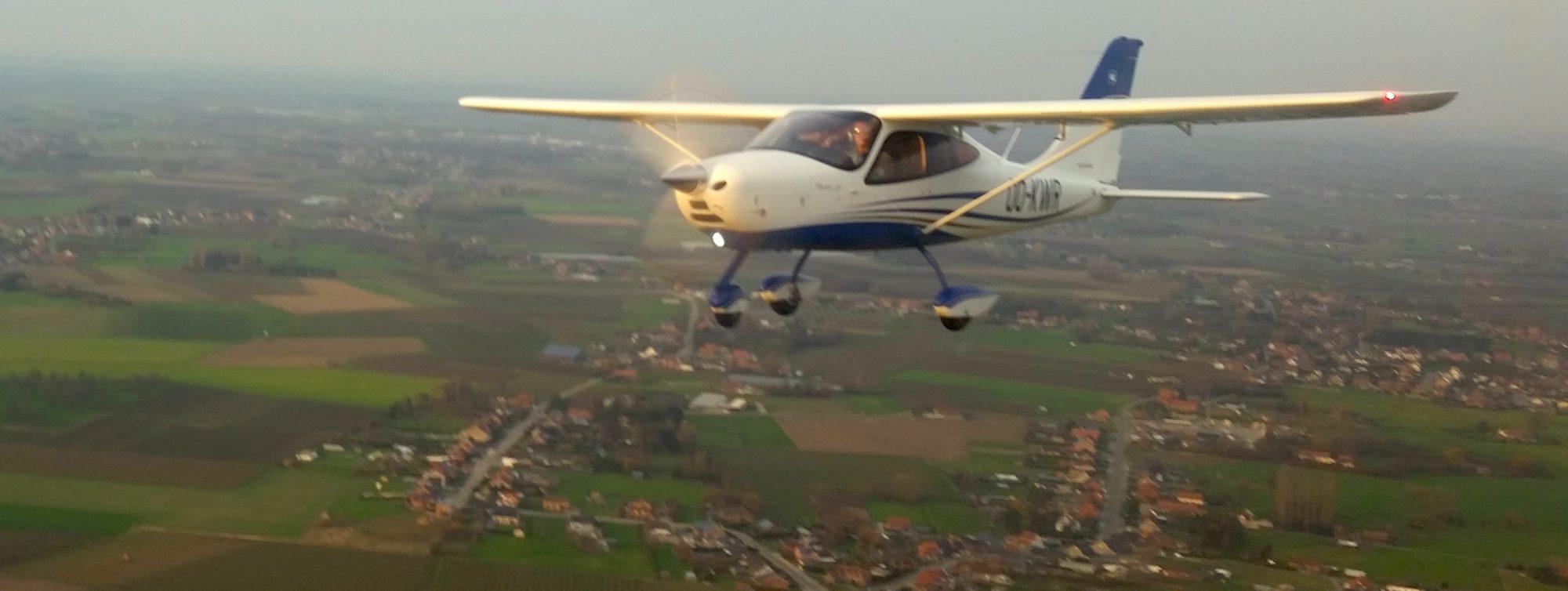 Aero-Kiewit  Opleidingen PPL/ULM